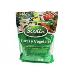 Scoots® Flores y Vegetales
