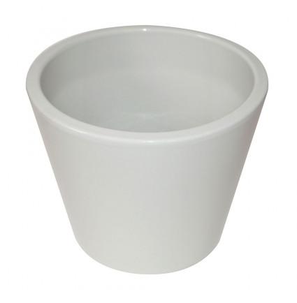 Maceta Pottery Karla Cool Grey Gloss