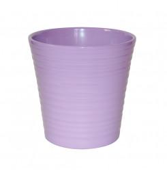 Maceta Pottery Lexi Pastel Violet Gloss