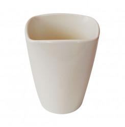 Maceta Pottery Suzanne Panna Gloss